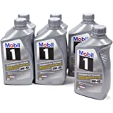 Mobil 1 0W-40, gals Engine Oil, 1 qt.