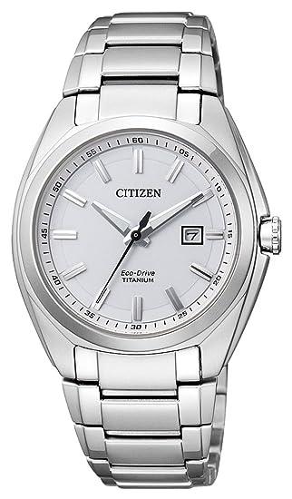 prezzo più basso 1d9af 58aa5 Citizen Supertitanio Eco Drive EW2210-53A - Orologio da polso Donna