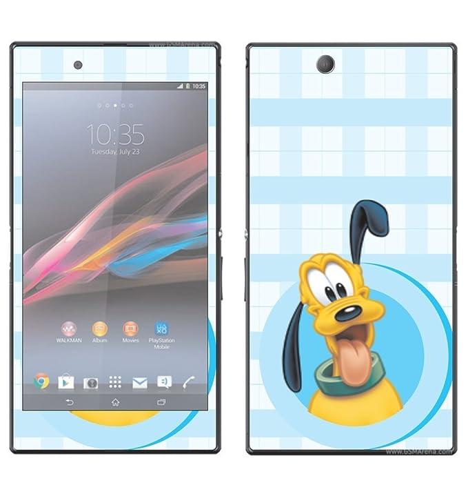 Mayúsculas de móvil para Sony Xperia Z Ultra: Amazon.es: Electrónica