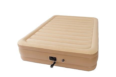 Amazon.com: Sleepover Comfort Queen - Colchón de cama doble ...