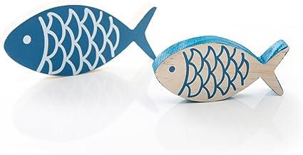 cada uno 1,5/cm de grosor para colocar de pie Bautizo.. 2/peces par de madera para decoraci/ón/ bodas /Comuni/ón 13/x 6/cm y 10/x 5/cm