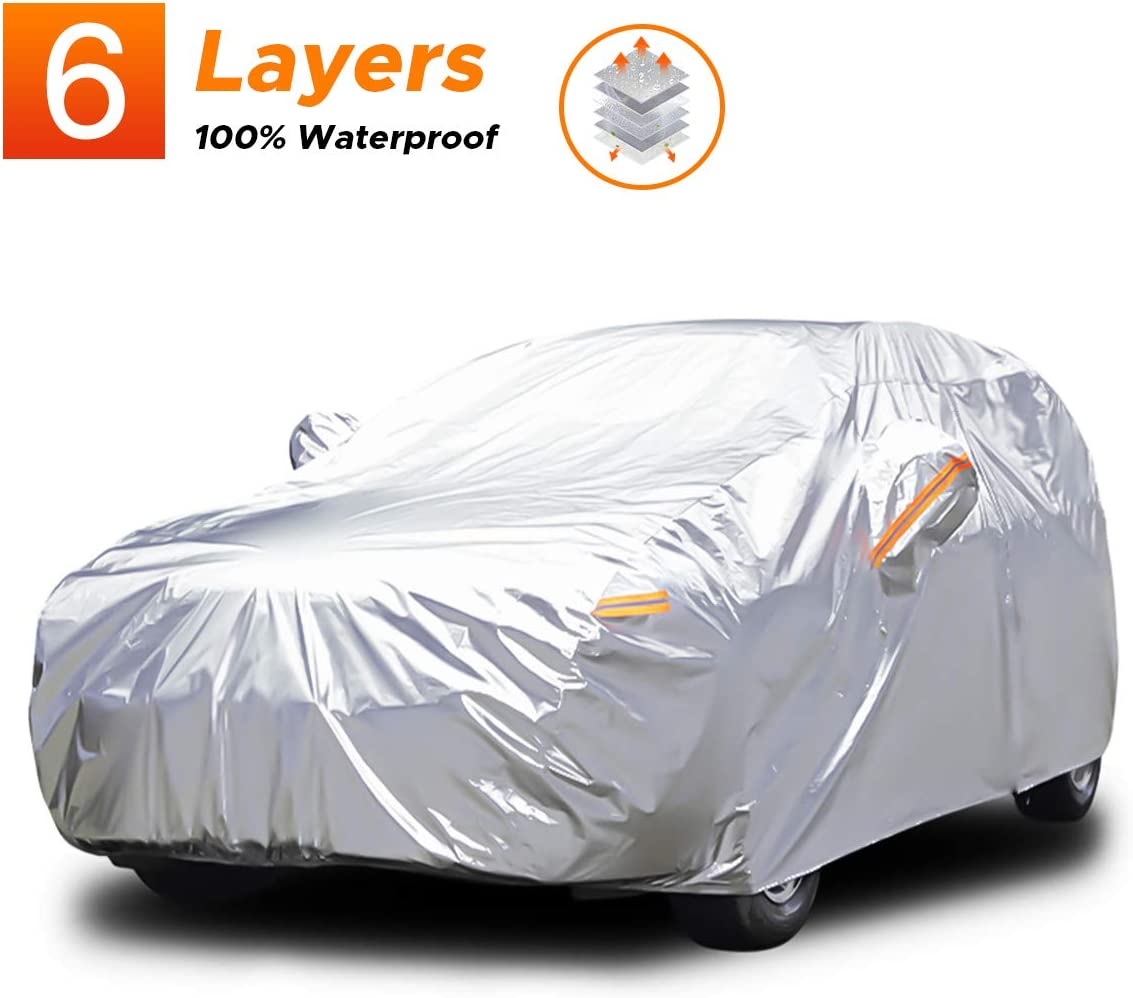 High Quality Breathable Car Cover Protector For Ford Galaxy 2000-2006