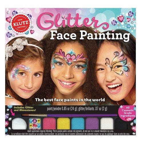 Klutz Glitter Face