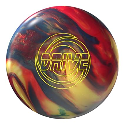 fc954caf8528 Amazon.com   Storm Drive Bowling Ball- Gold Navy Red Hybrid   Sports ...