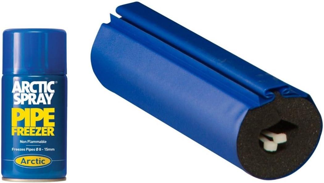 Congelador ártico tubo de pulverización Kit, Small KIT for 8-15mm ...