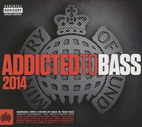 Ministry of Sound Presents: Addicted to Bass 2014 by VARIOUS ARTISTS (2013-08-03)