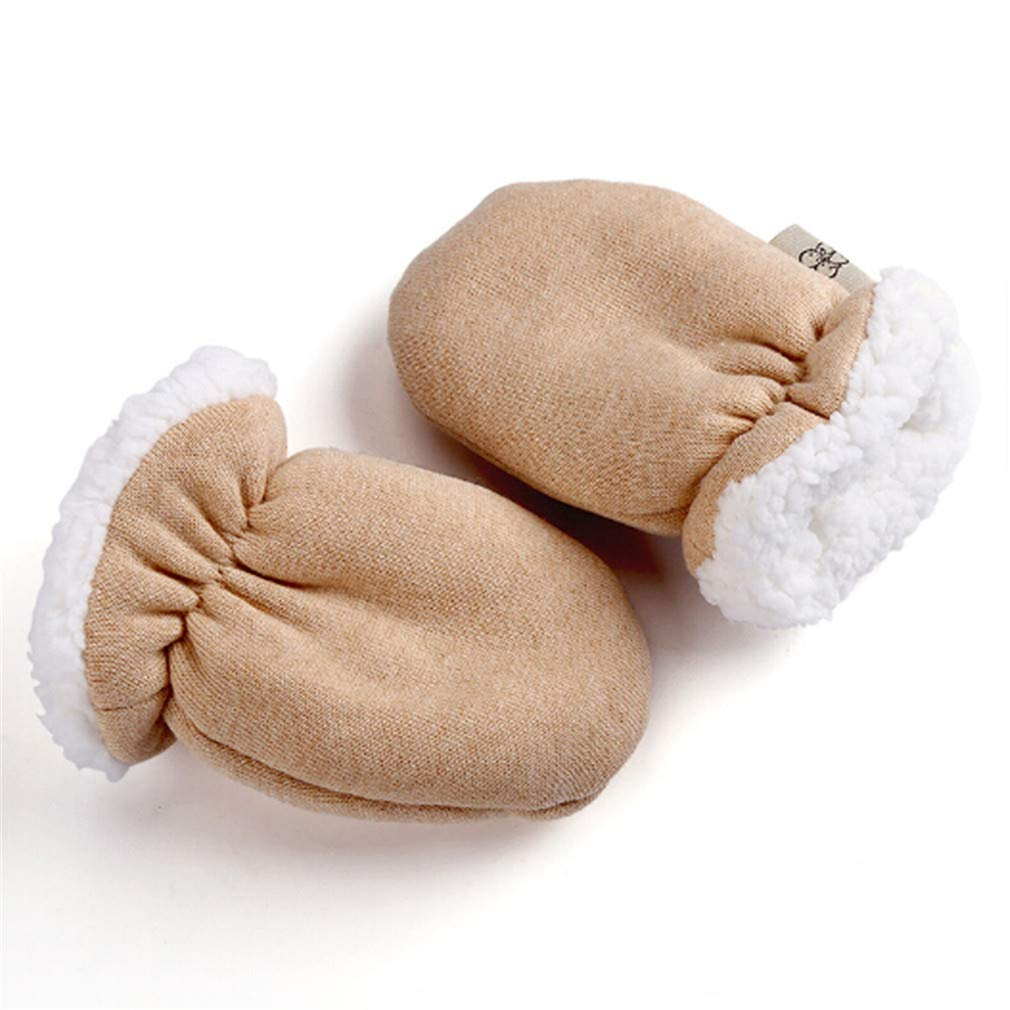 HENGSONG Cute Cotton Gloves Baby Boys Girls Winter Warm Gloves Newborn Mittens for 0-12 Month mei_mei9 HENGSONG991629012UK