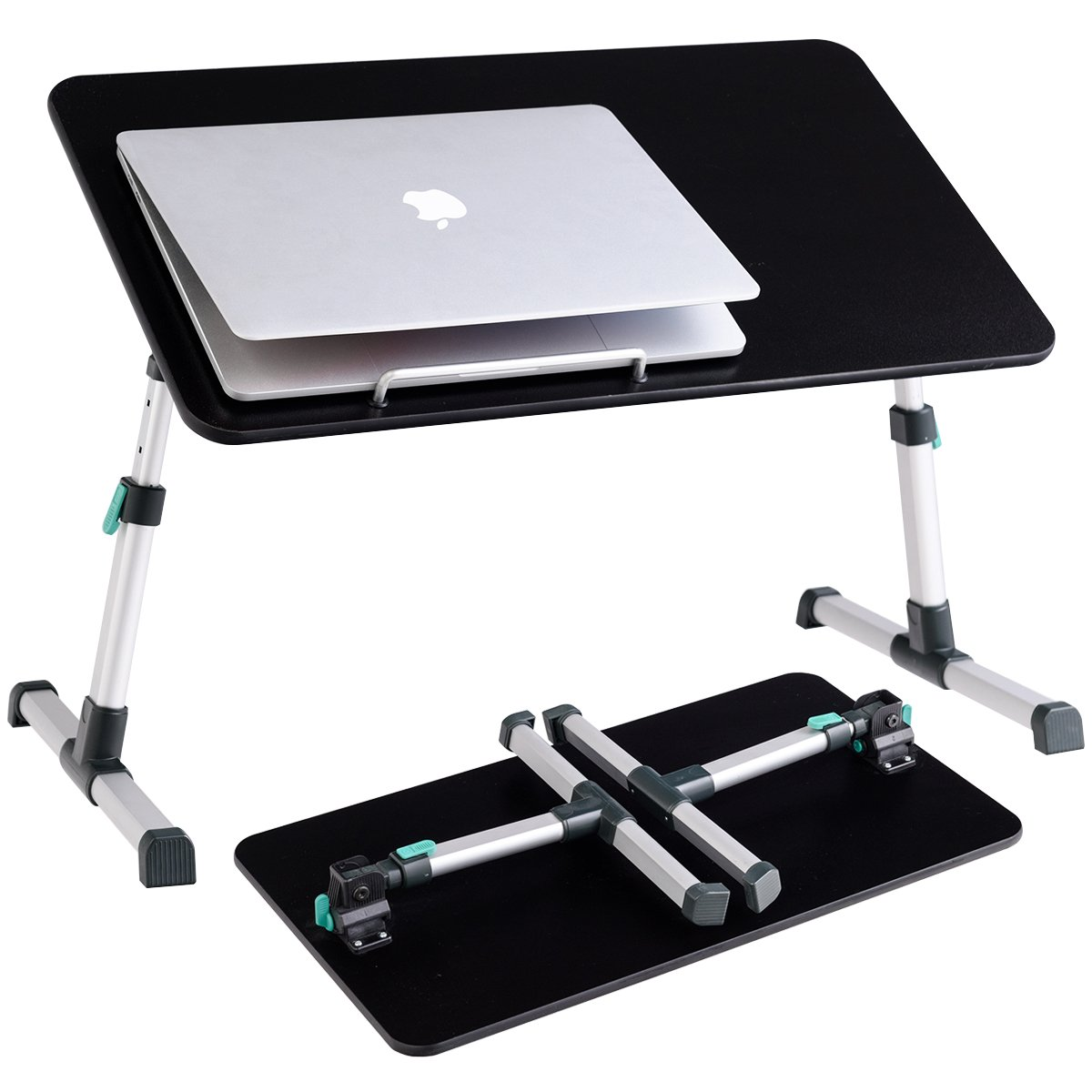 Officejoy Laptop Desk Height Adjustable Laptop Table Portable Computer Stand (without cooling fan)