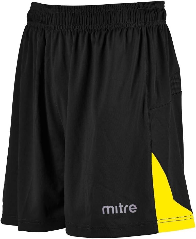 Mitre Unisex Kids Prism Football Training Shorts