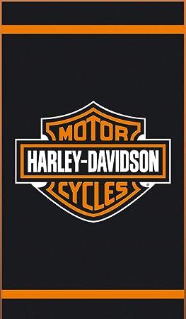 Serviette De Plage Harley Davidson.Harley Davidson Serviette De Bain Drap De Plage Grande