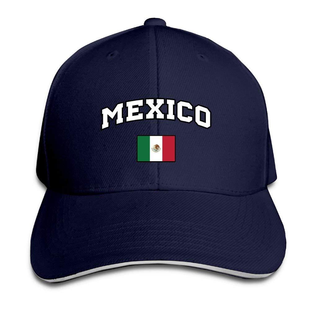 Miedhki 2018 Rusia Equipo de Fútbol de México Gorra de béisbol ...