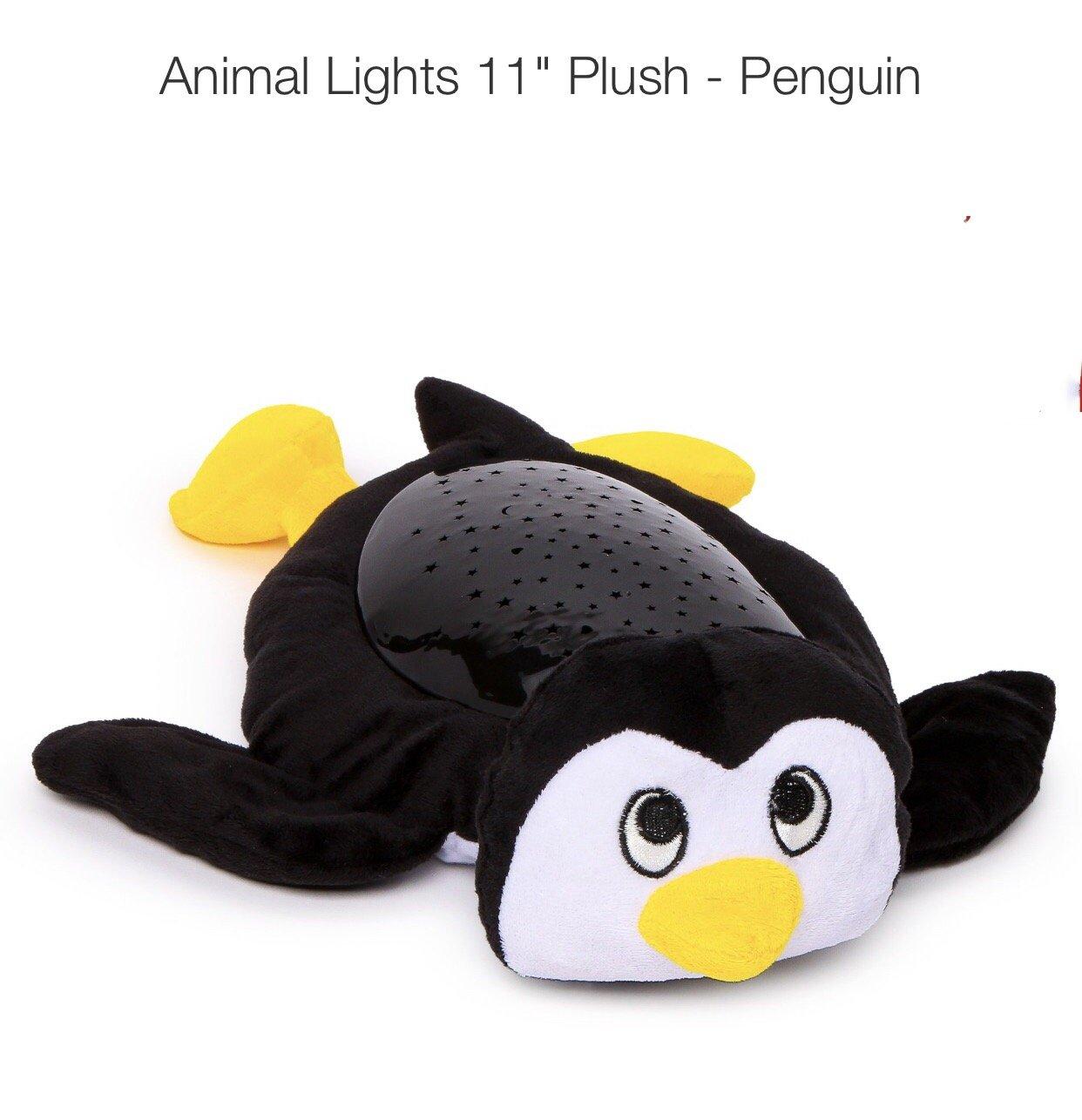Animal Lights, Playful Penquin