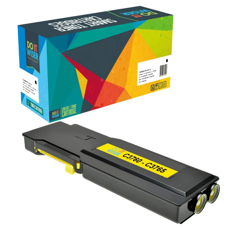 Toner Alternativo ( X1 ) Alta Capacidad Yellow C3760 C3760dn C3760n C3765 C3765nf C3765dnf 331-8430