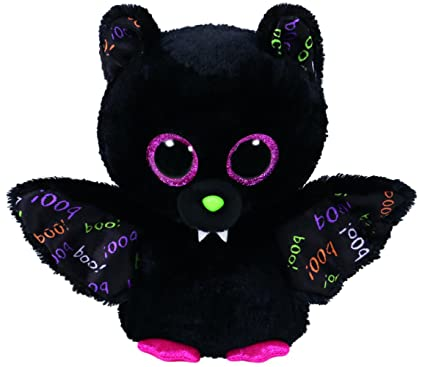 Amazon.com  TY Beanie Boo Plush - Dart the Bat 15cm  Toys   Games cdf7eb1af1d