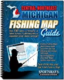 Central Northeast Michigan Fishing Map Guide