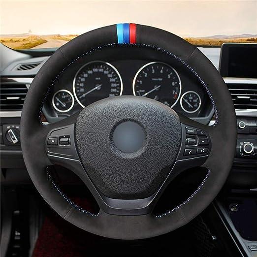 GXDHOME Cubierta del Volante del automóvil, Producto de Envoltura ...