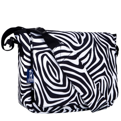 Purchase Wildkin Kids Messenger Bag for Boys and Girls,Fits Items up to 13 Inches