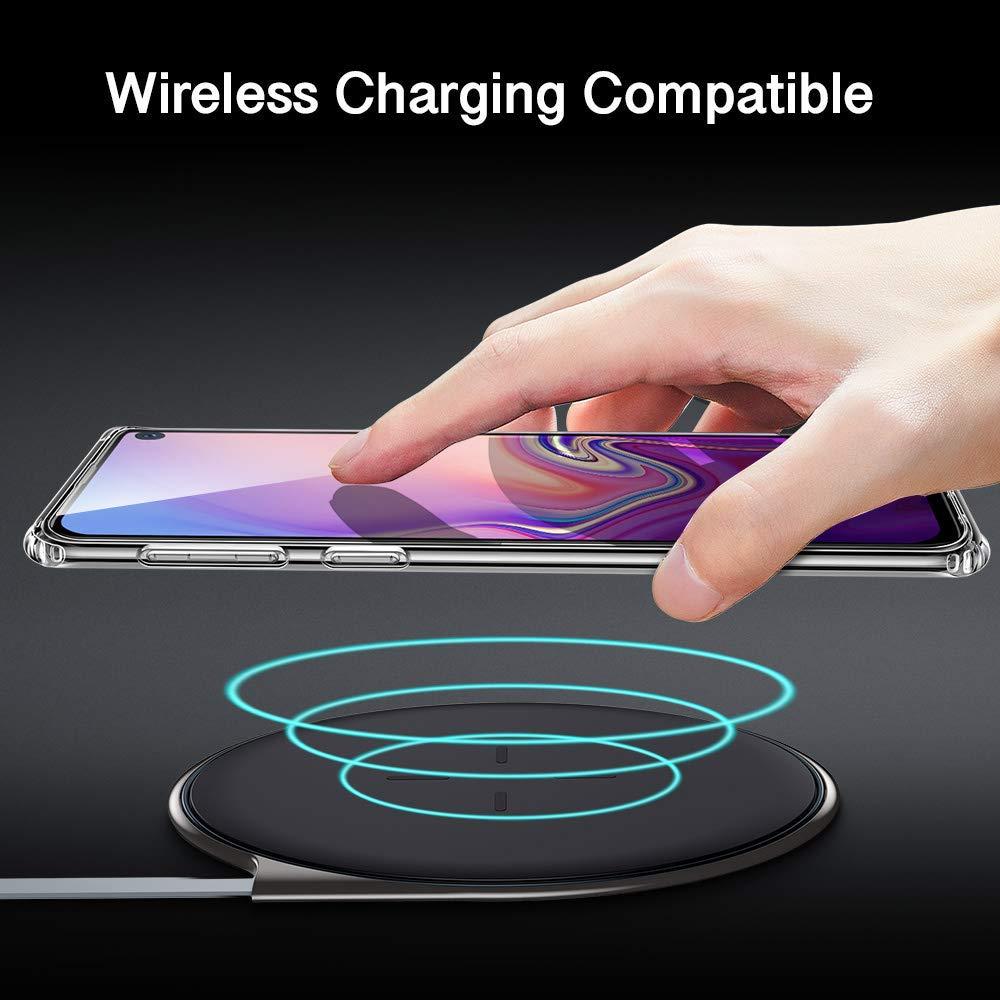 Case Compatible with Samsung Galaxy S10e Cover Light Flexible TPU Silicone Bumper Protective Case for Samsung Galaxy S10e