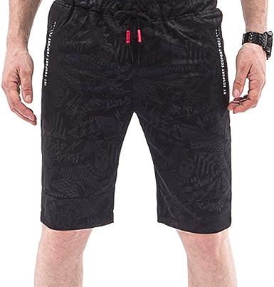 Pantalones Cortos de los Hombres Cinco Pantalones Imprimiendo ...