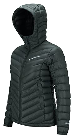 PEAK PERFORMANCE Frost Down Hooded Chaqueta de Plumas para Mujer