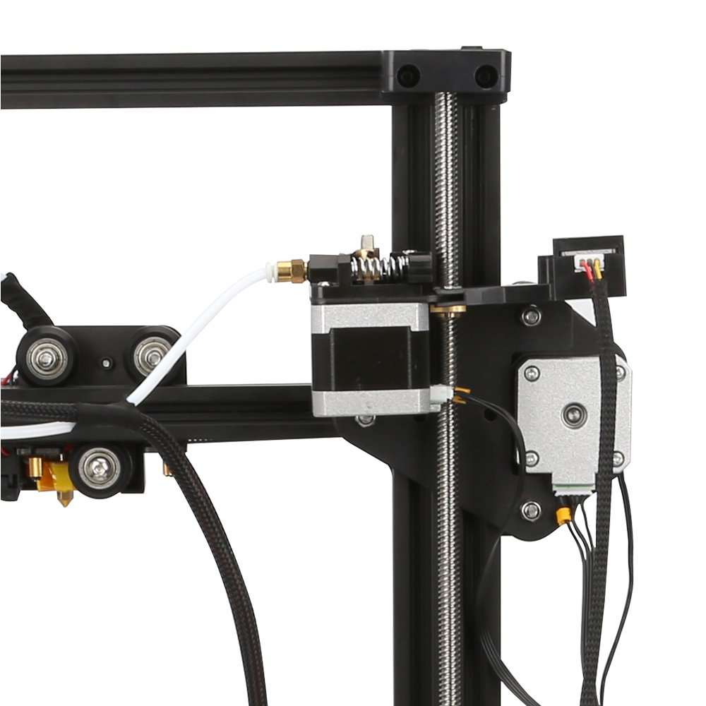 3.0mm Interruptor del detector del m/ódulo de detecci/ón del filamento Run Out Monitor de pausa para CR-10S Piezas de la impresora 3D 1.75mm