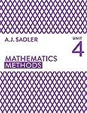 Cover of Mathematics Methods Unit 4