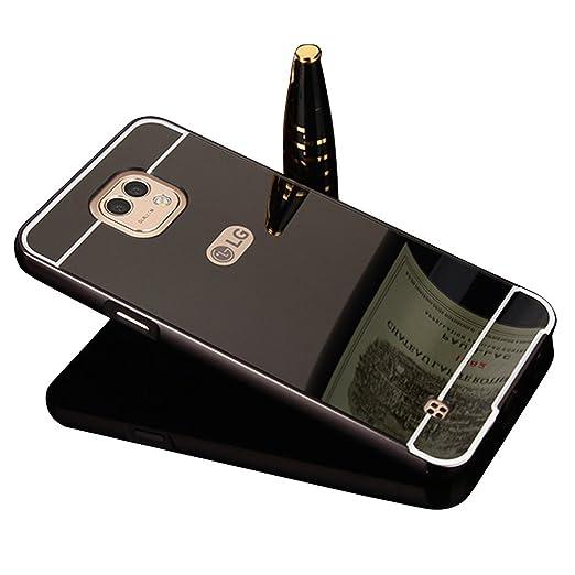 2 opinioni per Vandot Lusso Ultra Slim Thin Custodia Specchio in Alluminio per LG X Cam Mirror