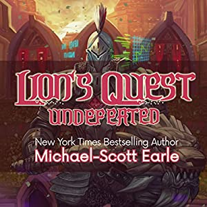 Lion's Quest: Undefeated Audiobook
