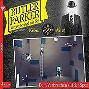 Dem Verbrechen auf der Spur (Butler Parker 2)   Günter Dönges