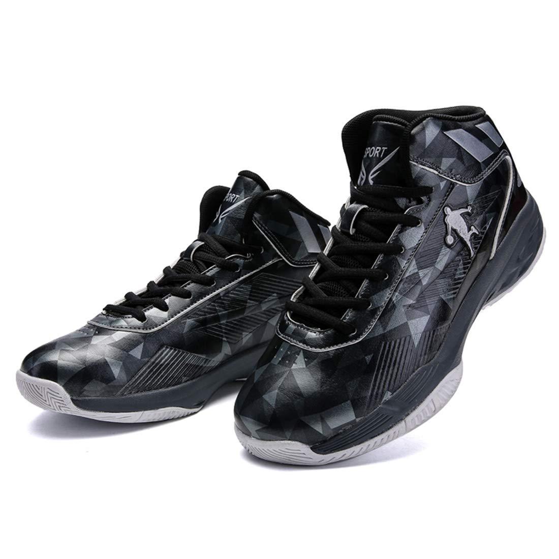 DANDANJIE Männer Basketball Schuhe Sport Atmungsaktive Outdoor-Trainer Anti-Skid-Wanderschuhe Anti-Skid-Wanderschuhe Anti-Skid-Wanderschuhe eda082