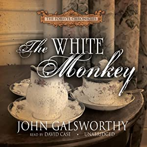The White Monkey Audiobook
