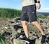 EXEKE Men's Quick Dry Shorts Lightweight Hiking