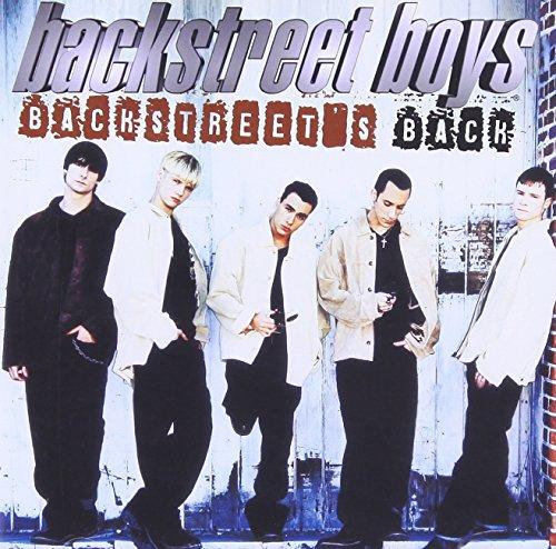 Backstreet Boys - Backstreet\'s Back (CD)