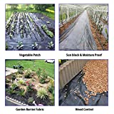 Garden Weed Barrier Landscape Weed Control Membrane