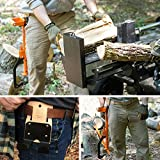 LogOX Log Splitter and Accessories