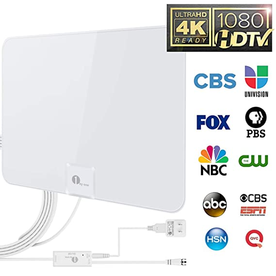 The 8 best tv antenna 50 mile range