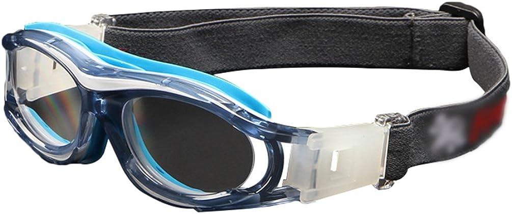 Dexinx Kinder Beil/äufige im Freien Fu/ßball Fliegerbrille Anti-UV Verstellbare Mountain Fahrrad Brillen