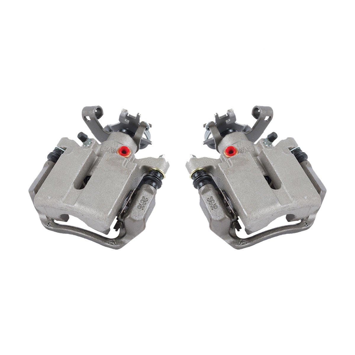 2 CKOE00984 REAR Premium Grade OE Semi-Loaded Caliper Assembly Pair Set