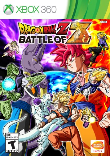Dragon Ball Z: Battle of Z - Xbox 360 (Z Xbox Ball Dragon 360)