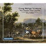 Telemann: The Complete Wind Concertos [Box Set]