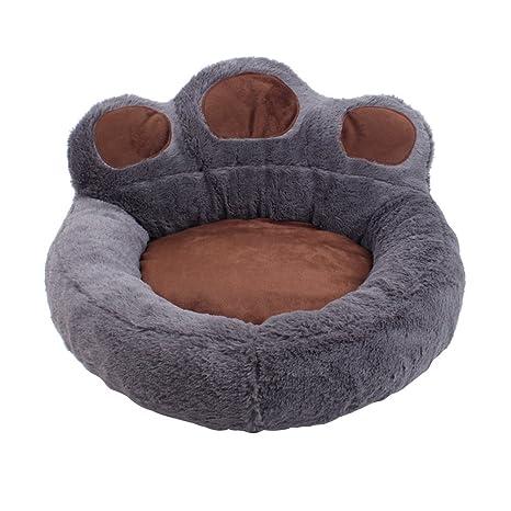 UEETEK Mascotas Cama para Perros Gatos Mascotas Perro Gato Cama casa Suave Calientes Mascota Dormir Matte