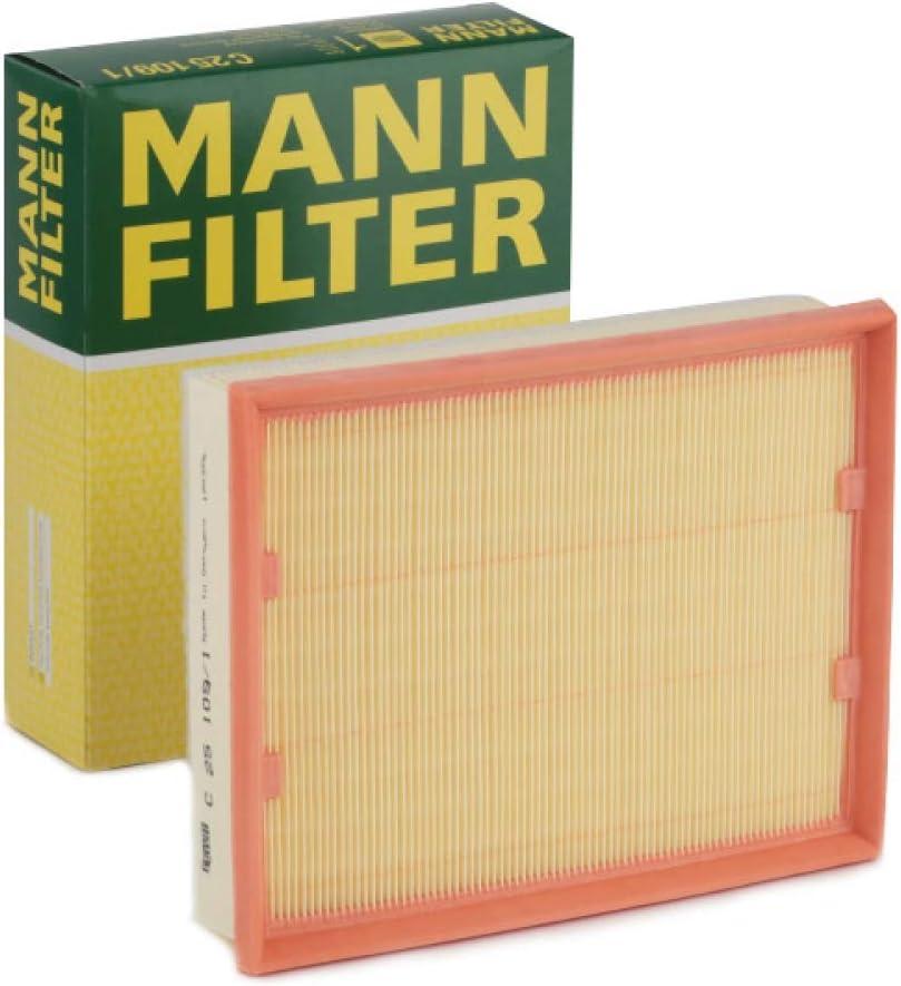 Original MANN-FILTER Filtre /à air C 1858//2 Pour v/éhicules particuliers