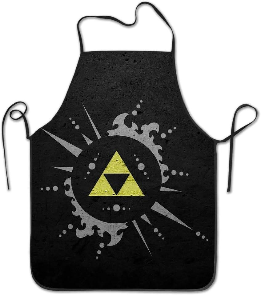 Audy-A8 The Legend Of Zelda Apron Creative Kitchen Apron