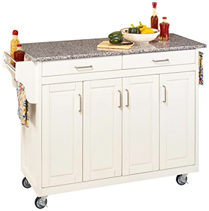 amazon com home styles 9200 1023 create a cart 9200 series cabinet