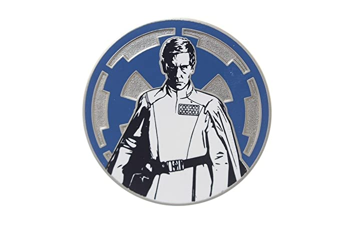 Amazon Disney Star Wars Krennick With Galactic Empire Symbol
