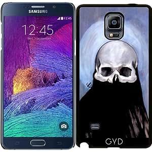 Funda para Samsung Galaxy Note 4 (N910) - Silencio by zombierust