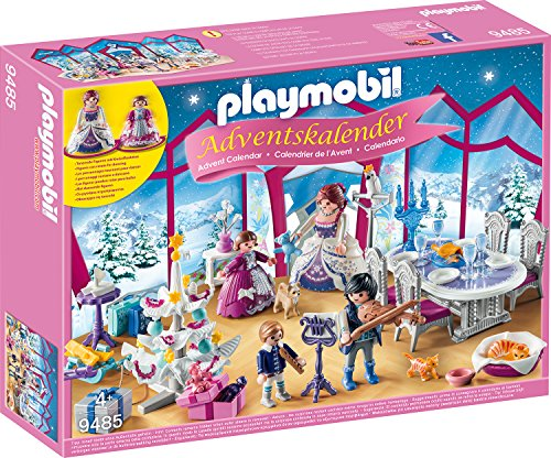 PLAYMOBIL® 9485 Advent Calendar Christmas Ball in The Crystal Hall - New 2018