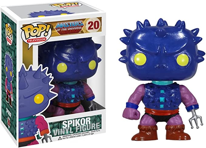 Amazon.com: Funko POP Mattel: spikor Masters Of The Universe ...
