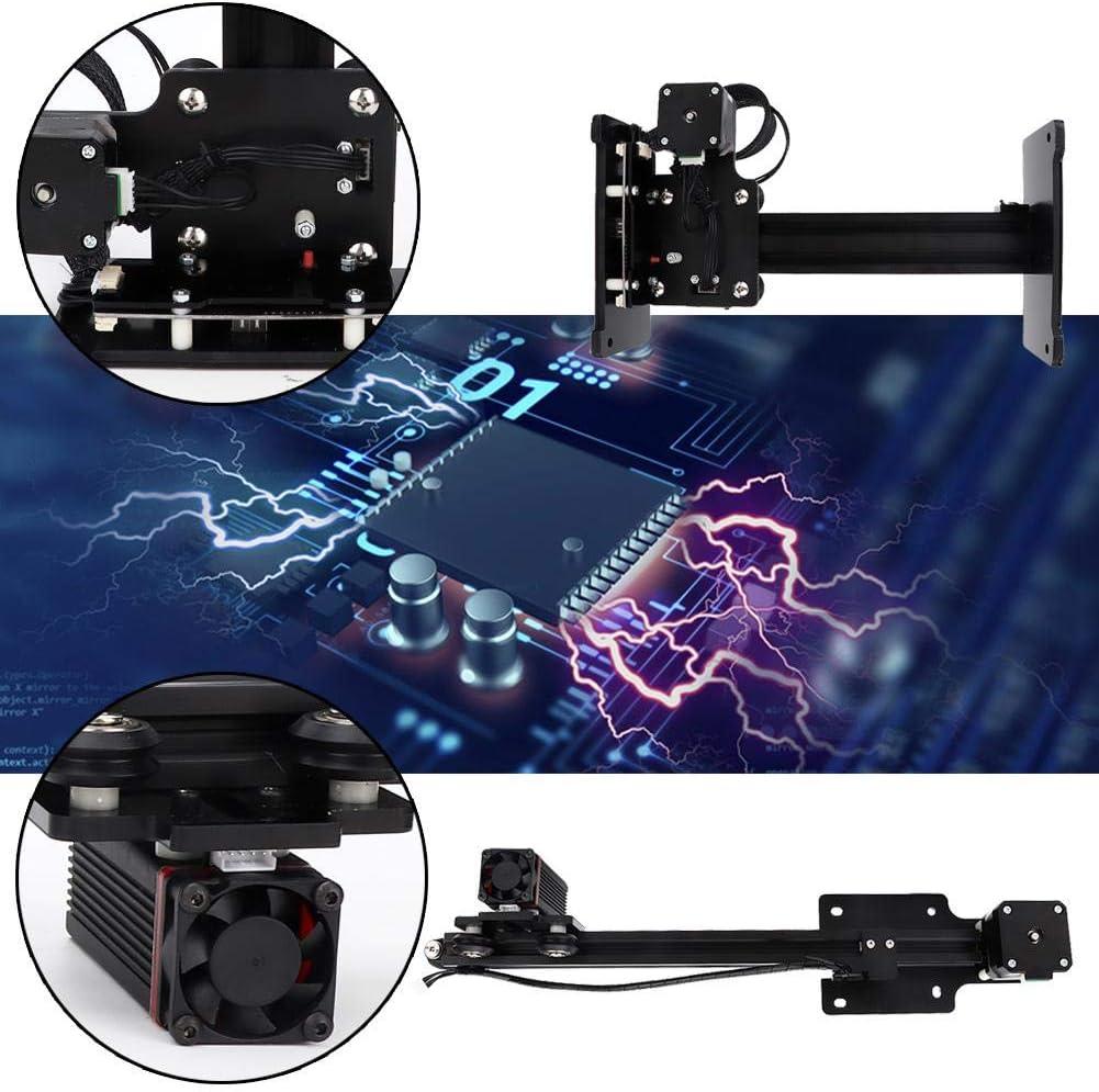 Taidda Machine de Gravure Laser 2000 x 2000 Pixels pour Neje Master 7W Machine de Gravure Laser Disponible pour d/écouper Le m/étal pour Le Logo de Bricolage pour t/él/éphones Android
