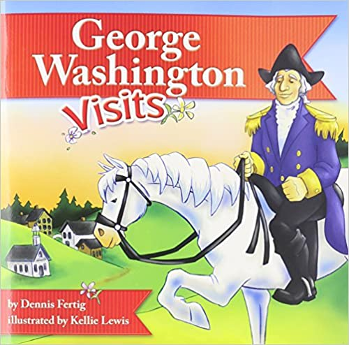 Image result for george washington visits